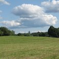 Chestnut Hill Farm: landscape, sky, clouds