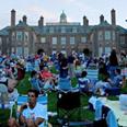 Castle Hill: picnic concert